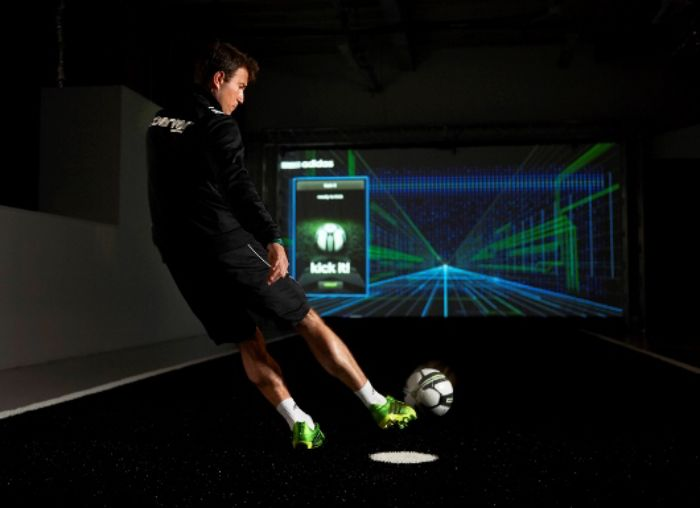 Coerver Wembly Lab