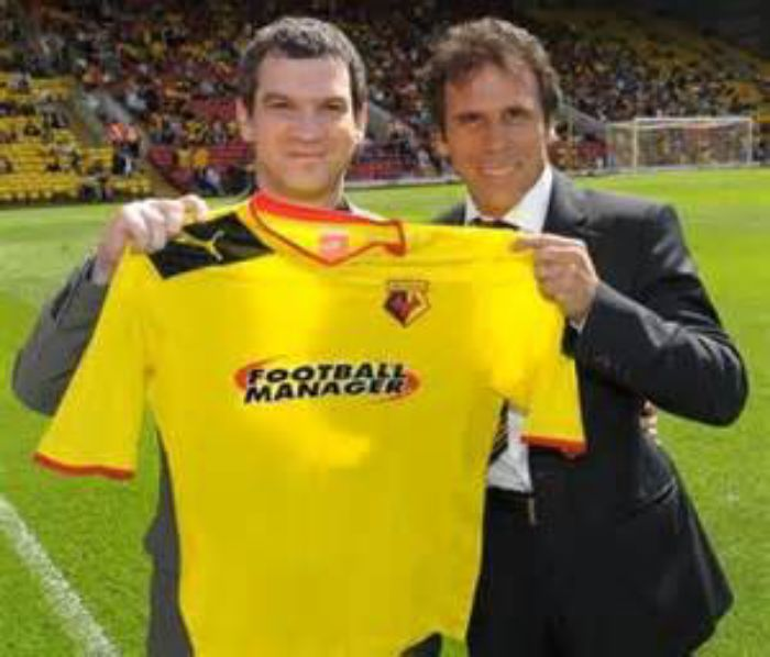 Watford Shirt Football Manager