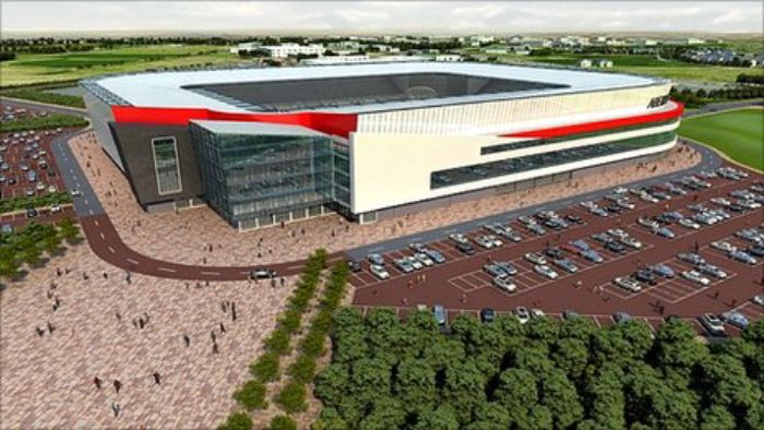 Aberdeen New Stadium