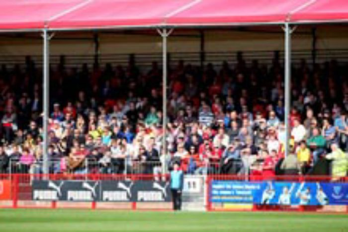 Arena Seating Crawley Town FC (1)