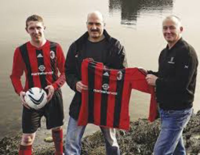 Barra kit handed over