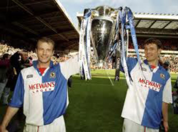 Blackburn Rovers Premier League Champions