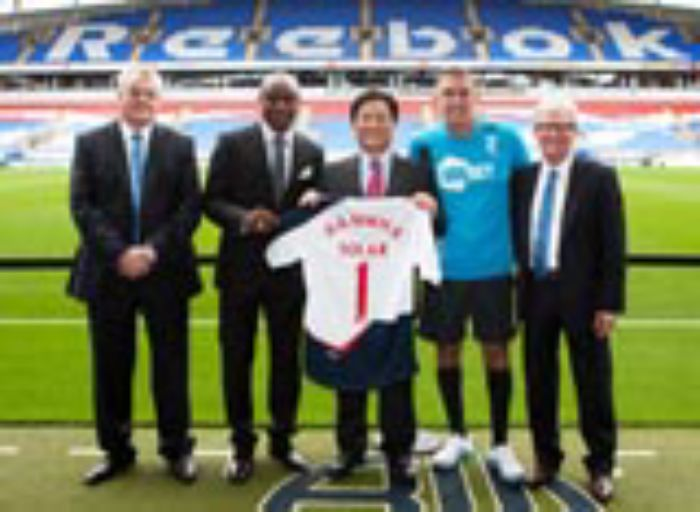 Bolton Wanderers FC deal with Hanwha