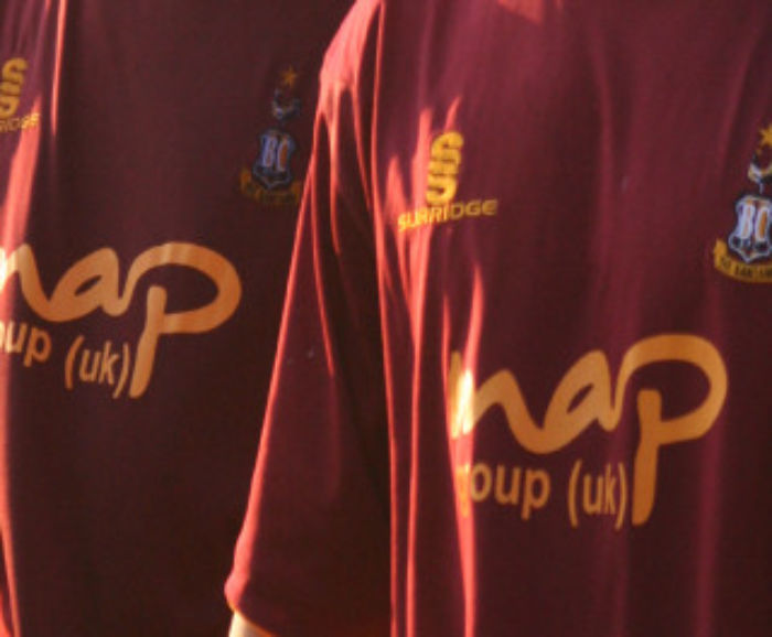 Bradford City - Map Group