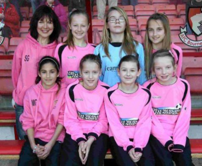 Branksome Heath Middle School Girls