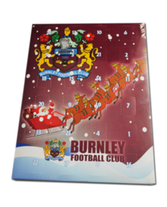 Burnley Advent Calendar
