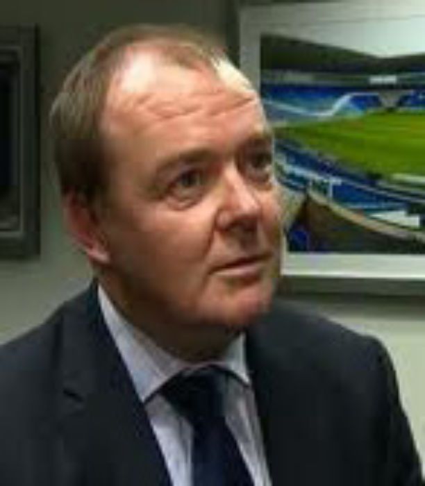 Cardiff City CEO Alan Whiteley
