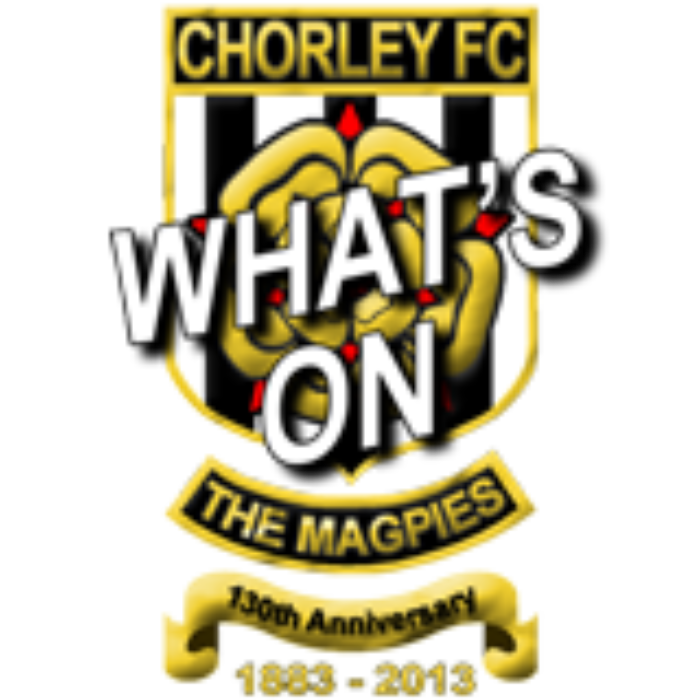 Chorley whats on logo