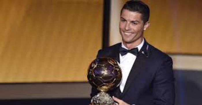Christiano Ronaldo- Ballon d'Or