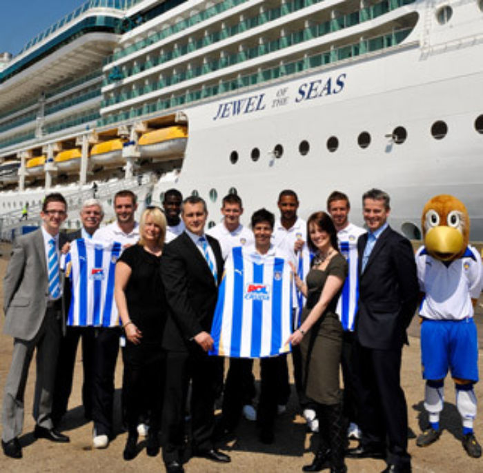Colchester United - Reader Offers sponsorship