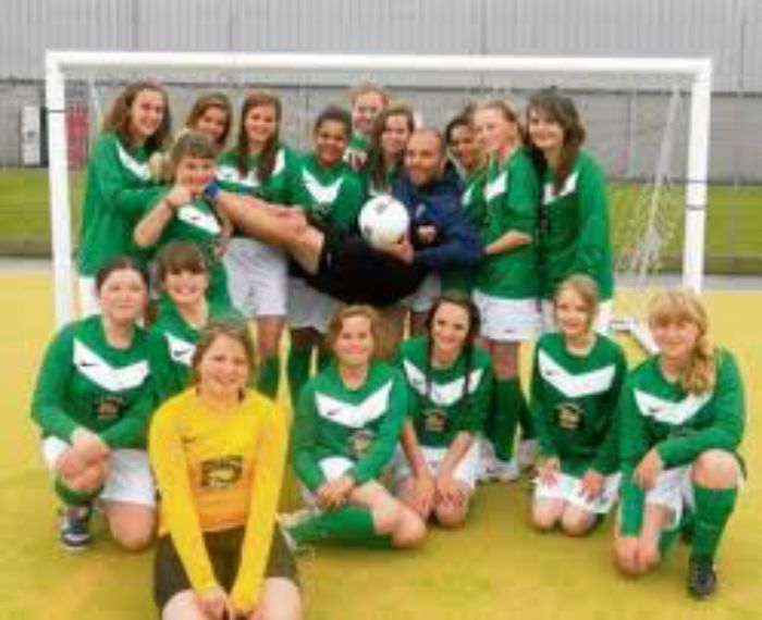Colne Community Girls Team