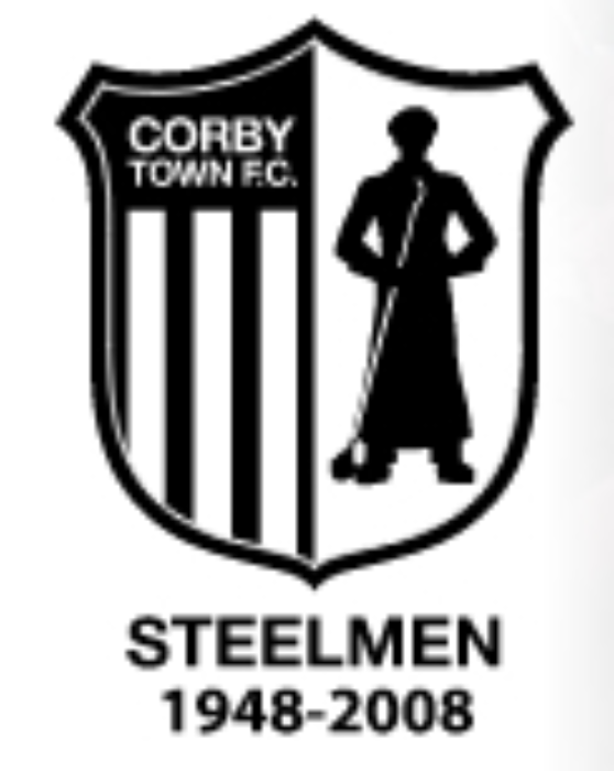 Corby Town FC.