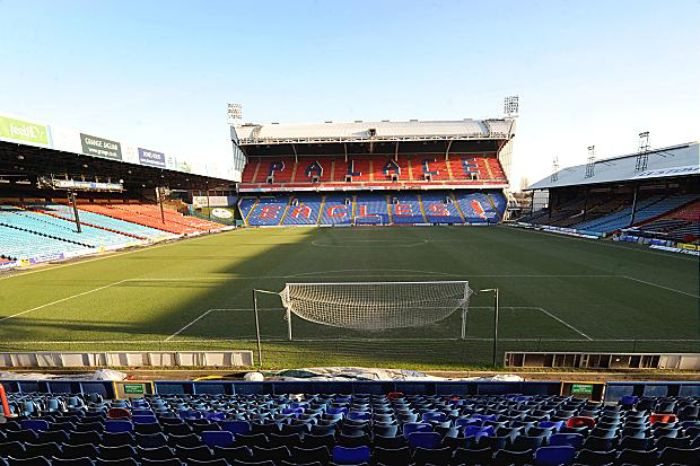 Crystal Palace Ground