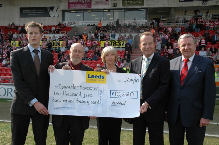 Doncaster Cheque