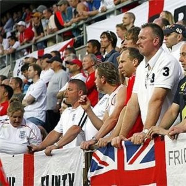 England v Germany: Club or country