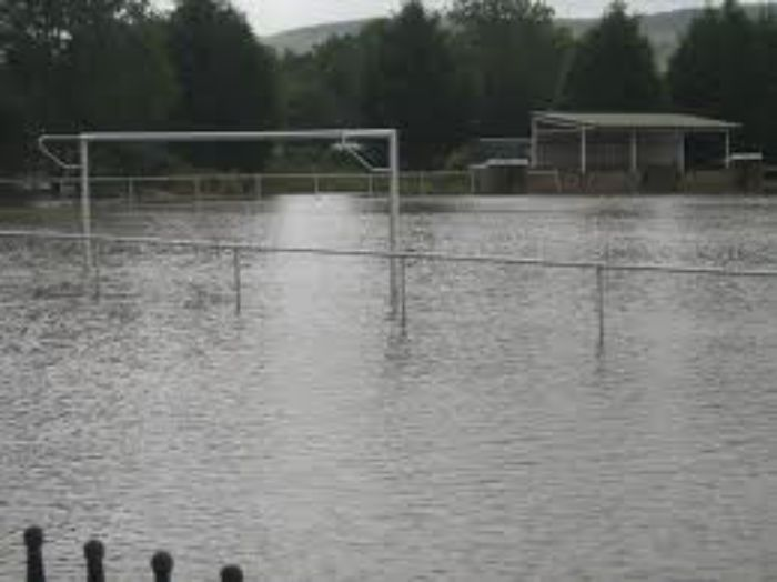 flooded pitch