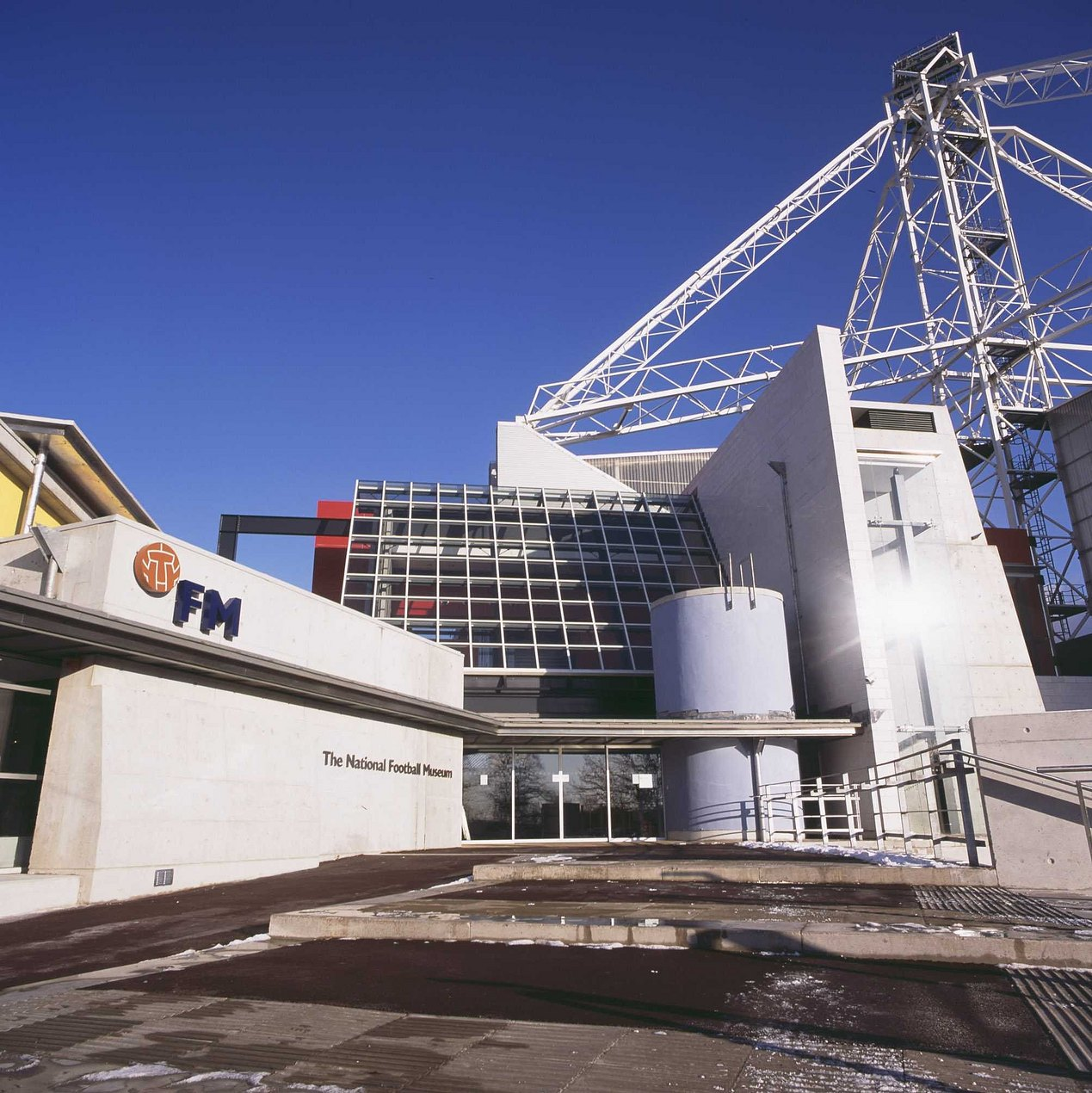 Relocating Football Museum could cost £8m