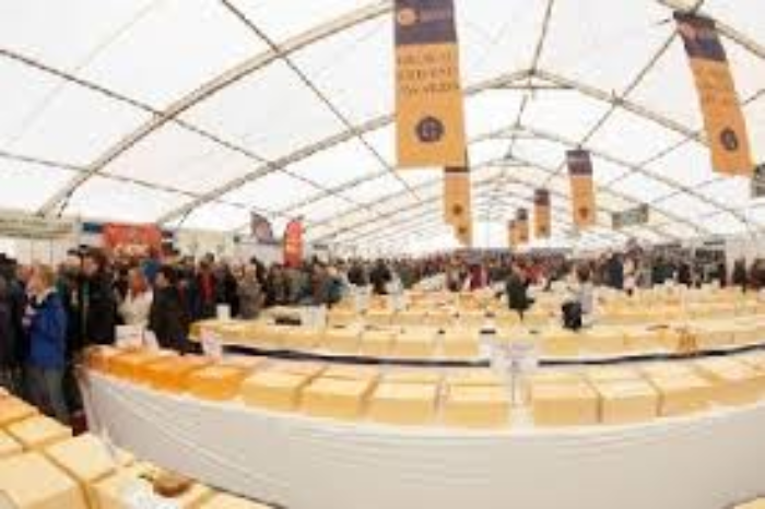 Frome cheese fair