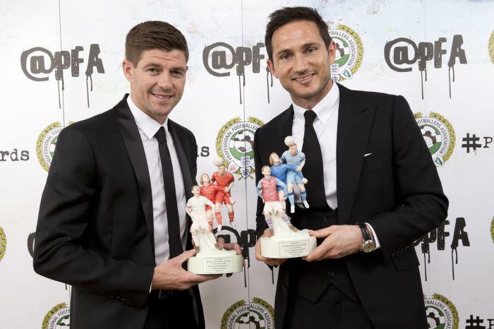 Gerrard and lampard Merit Award