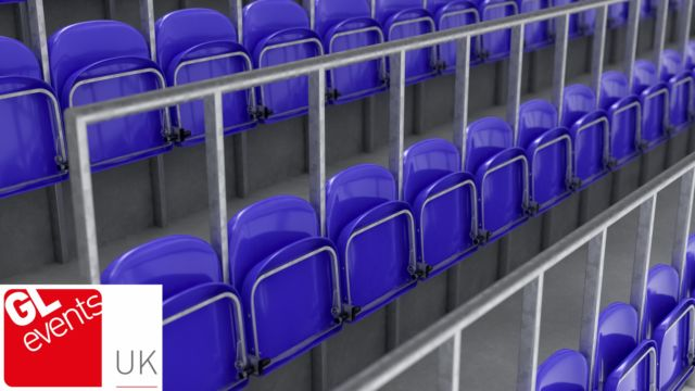 Plan ahead for the return of football and get ahead of the game with Raptor Rail Seats