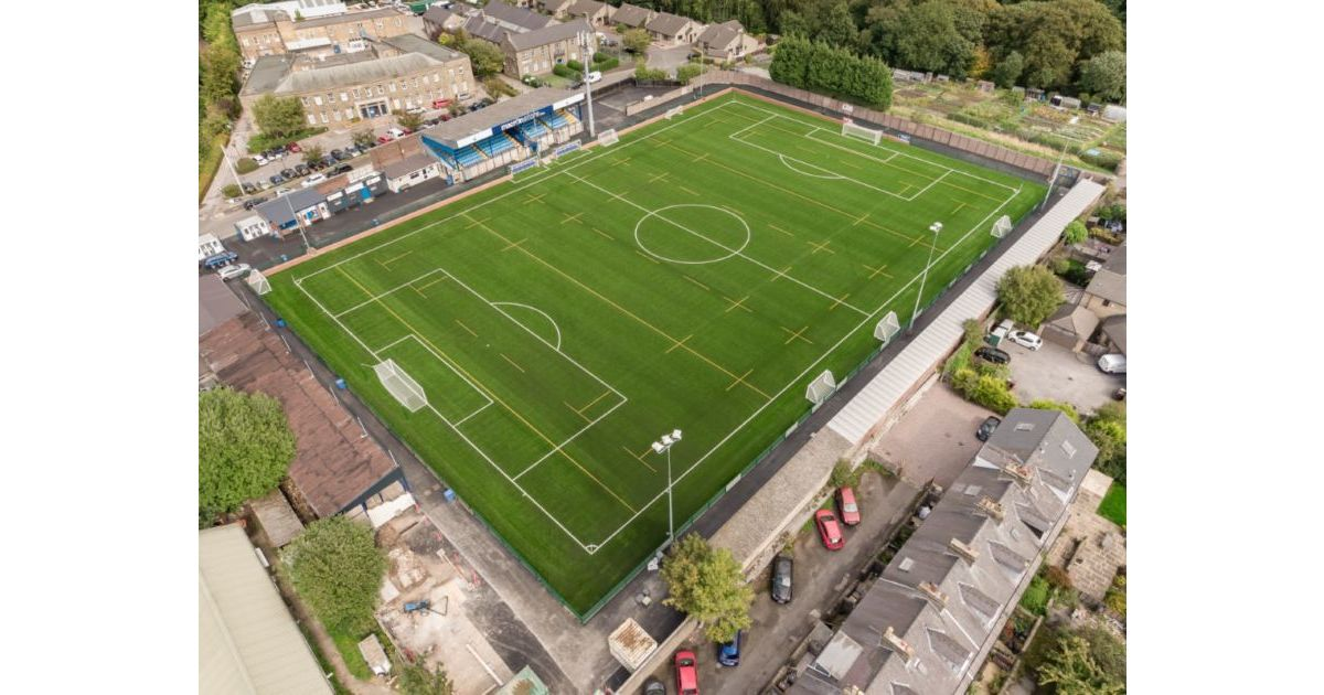 Greenfields 3g Pitches Enables Buxton Fc To Launch Academy