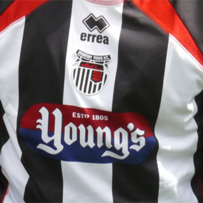 Grimsby Town - Young's