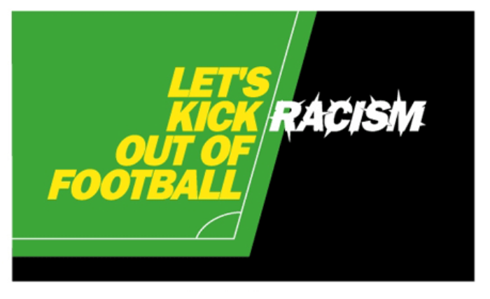 kick racism out
