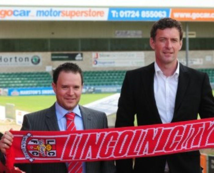 Lincoln City sponsorship