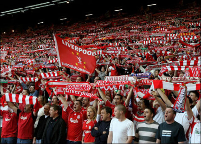 Liverpool Football Club's bid to trademark the word Liverpool in products and services has failed