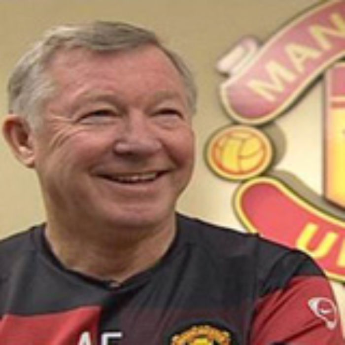 Man Utd - Sir Alex Ferguson