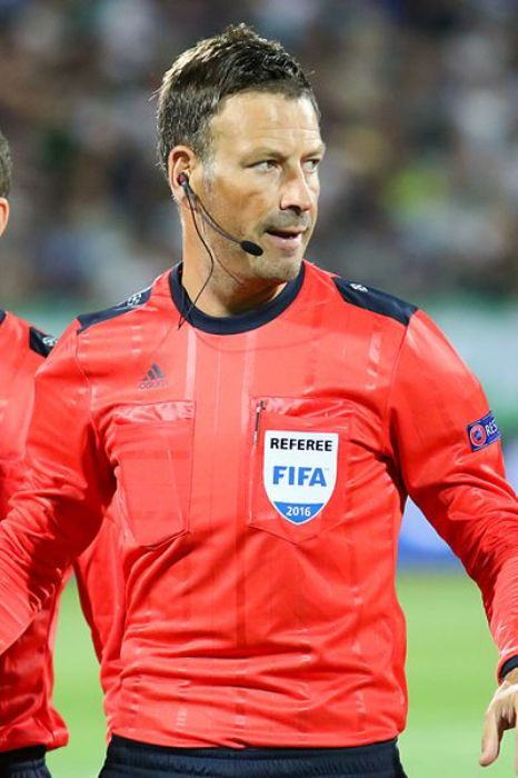 Mark Clattenburg 2016