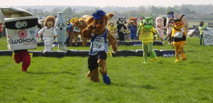 mascot gold cup