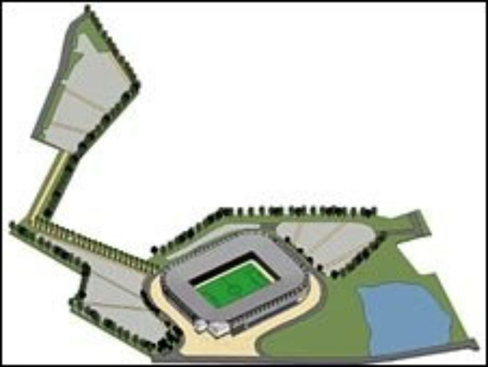 New Aberdeen ground