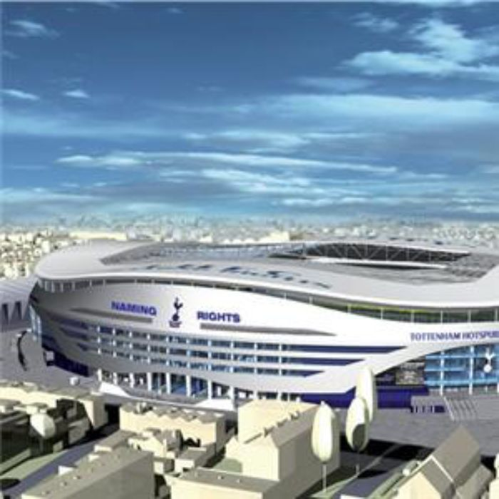 New+Spurs+stadium