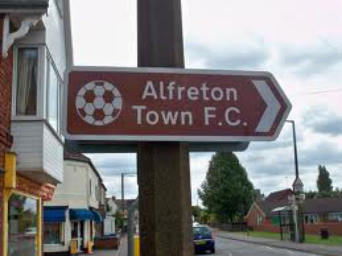alfreton town directions