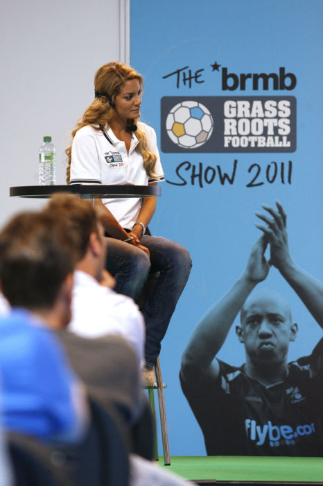 Charlotte Jackson at Grass Roots