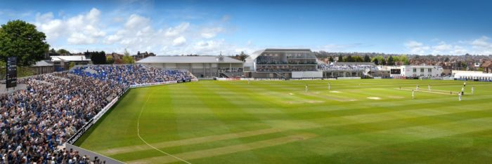 Gloucestershire CCC Ground View - redevelopment ev