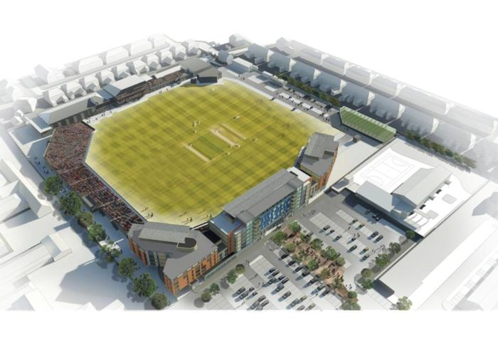 Gloucestershire CCC New  Stadium Image