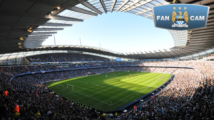 Man City Fc - Fan Cam