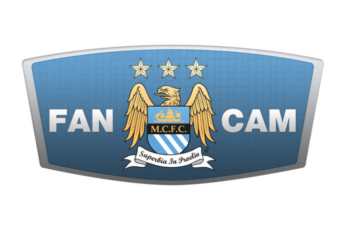 Man City Fc - Fan Cam Logo