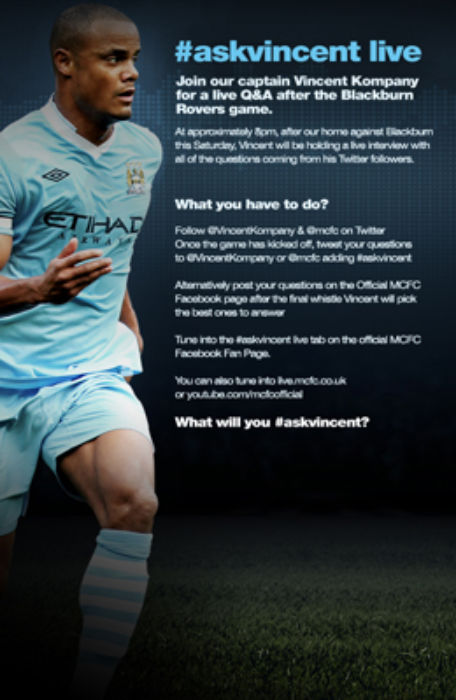 Manchester City - Ask Vincent
