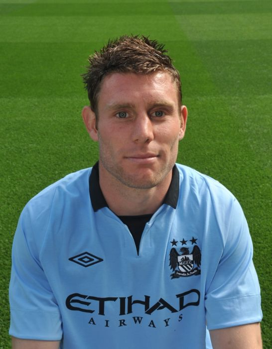 MCFC - James Milner