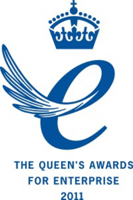 Rigby Taylor - The Queen's Awards for Enterprise 2011