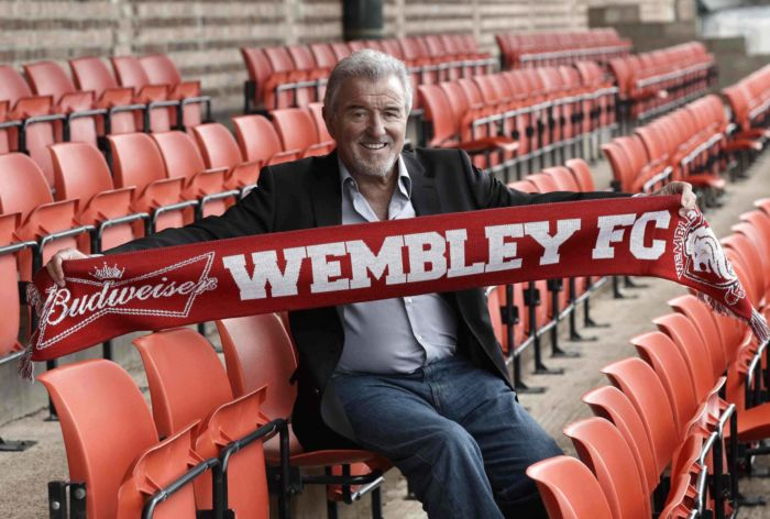 Wembley FC - Terry Venables