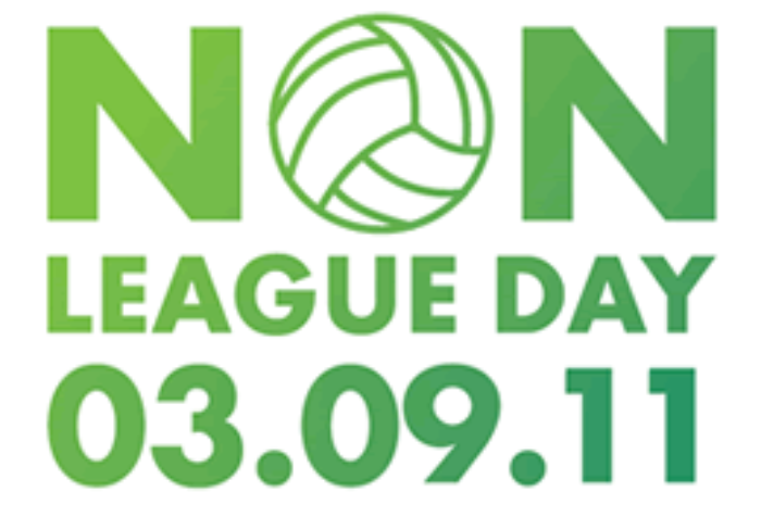 Non League day logo