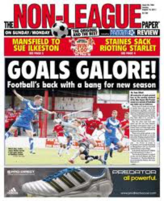 Non League Paper