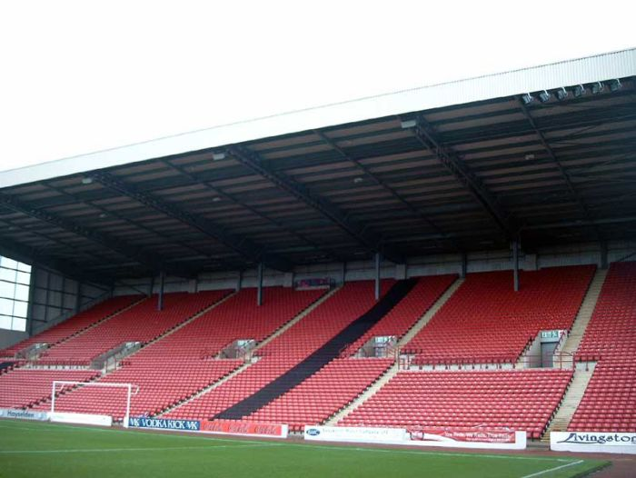 Oakwell Stadium.