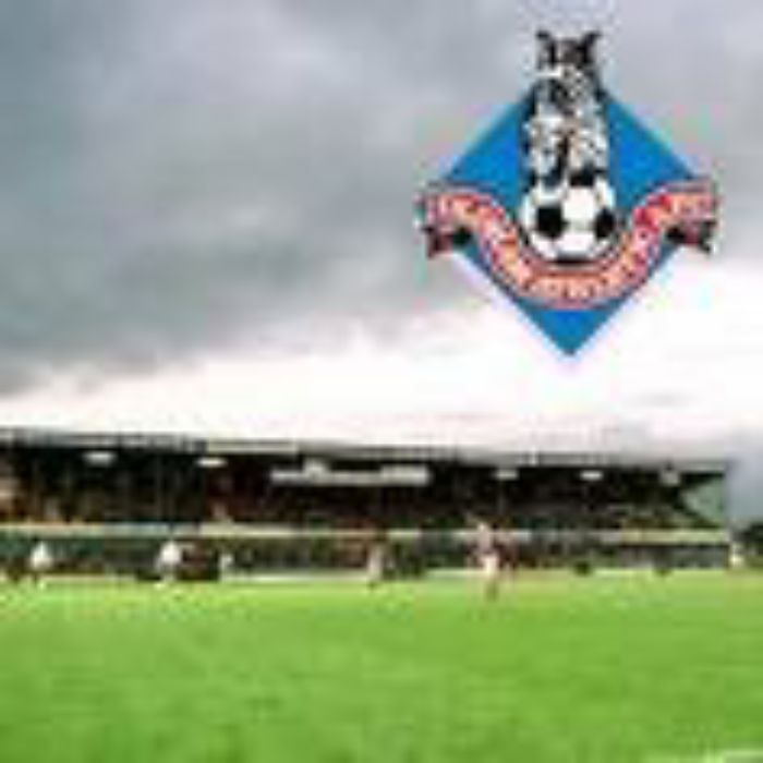 oldham ground and logo