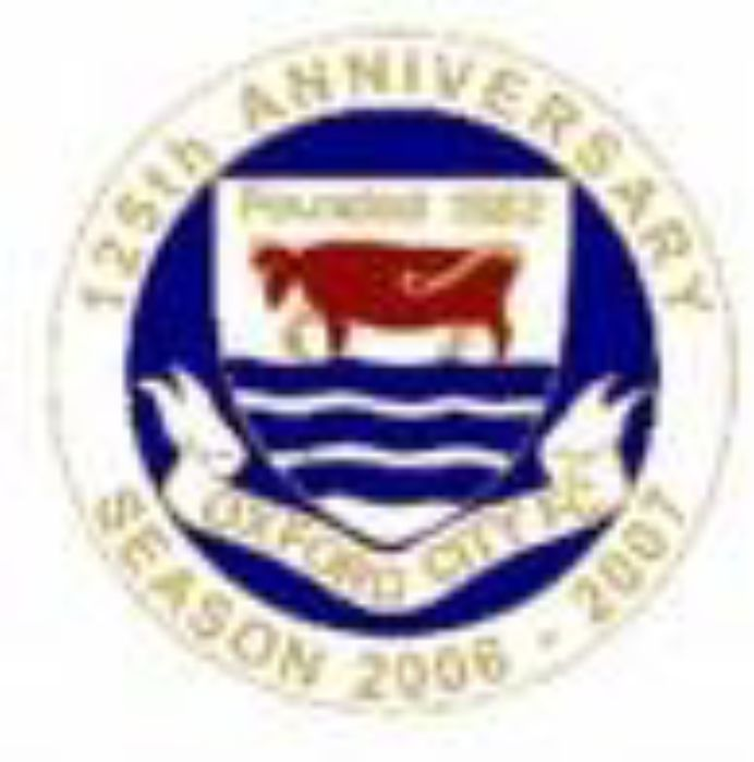 Oxford city FC logo