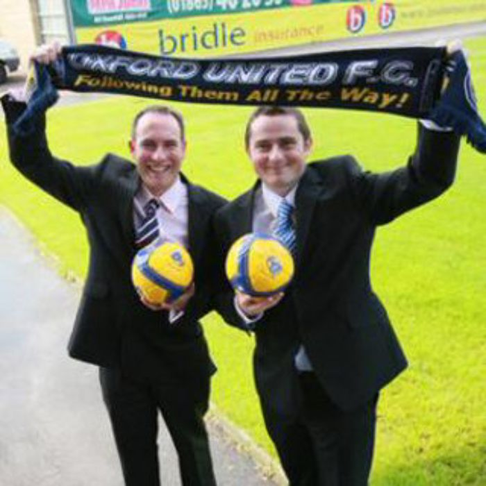 Oxford United sponsor deal